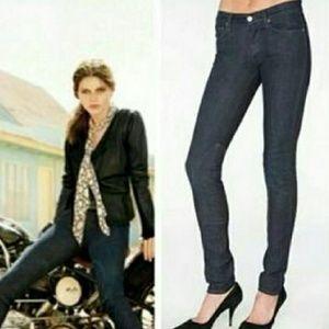 J Brand Suzuki Skinny Biker Jeans